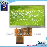 4.3 inch 480*272 WQVGA LED LQODZC0031H PSP LCD screen for SONY PSP