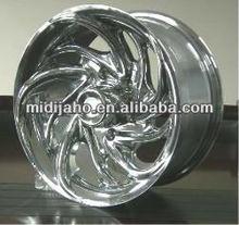 Big PCD car aluminum alloy wheels/rims