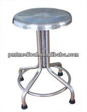 Stainless Steel doctor stool hospital laboratory stool