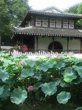 cinese unglaze tegole per il tempio restauro