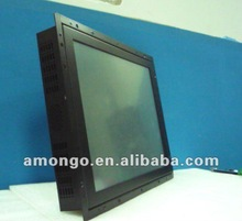 "19"" SAW/ Resistive Touch Screen DVI, VGA Open Frame LCD Monitor"