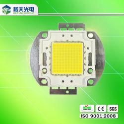 High brightness 70W high power LED chip 120lm/w