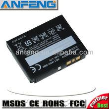 3.7v 900mAh li-ion battery for Sony Ericsson bst-39 battery