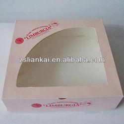 display packaging paper box