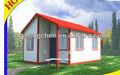 Strutturain acciaio prefabbricata casa costruzione di alloggi, ufficio, cucina
