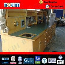 Customized Ship Radio Station Table