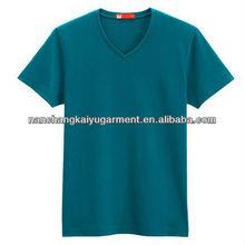 slim fit blank promotional men t-shirt