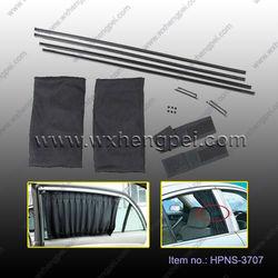 car curtain with aluminum track/ Car window curtain