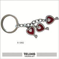 2014 Design Acrylic Keychain Photo Frame(Blank Keyring)