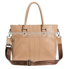 !! initial french designer leather mens bag handbags