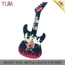 Hot sale!!wholesale beautiful guitar shape wooden frames/photo frame