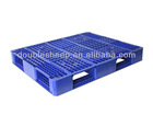 Double Side Grid Steel Pipe Plastic Pallet