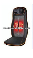 office home car seat massage cushion /vibrating and magnetic massage cushion/ alleviate tiredness and pain massage cushion