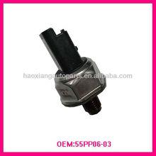 Auto Fuel Pressure Sensor for Peugeot 55PP06-03