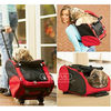 Backpack on wheels Pet Carrier Travel Pet Carrier