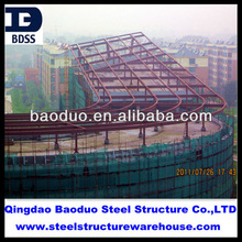prefabricated shed metallic house