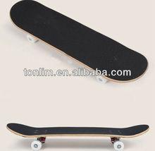7 layer Canada maple wood skateboard