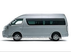 light commercial bus and city logistics van CHANA G501