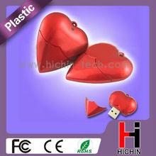 Valentine's day gift usb flash drive