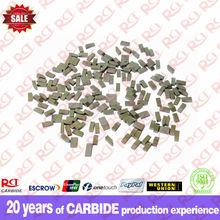 good quality YG6 tungsten carbide saw tips