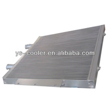 water intercooler for construction vehicle/ vehicle radiator/water to air heat exchanger