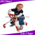 bambini bambino bambini giro sui giocattoli con quattro ruotein gomma