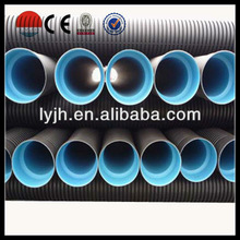 the price for black Perforated Corrugated dredging Pipeline