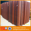 Aluminum expanded plate mesh,Exterior Accordion expanded Doors