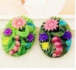 resin flower fairy