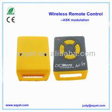 car alarm garage remote programming
