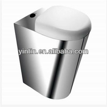 stainless steel toilet western toilet toilet wc portable toilet