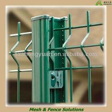 Bright Green Garden Fencing Trellis
