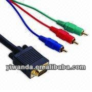 2013 VGA RCA cable with high quality