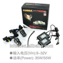 Cobra slim canbus ballast new peugeot 307 car radio with canbus