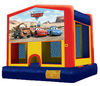 cars theme velcro art panel inflatables A2006