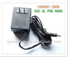 adapter 4.5 V, 1800 mA