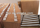 Evaporative cooling pad for poultry farm 5090,7090