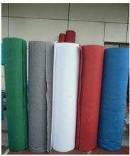 Hot Sale Solid Color Cut Pile Twisting PP Hotel Exhibition Carpet