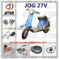 jog 27v de la motocicleta piezas de plástico para yamaha