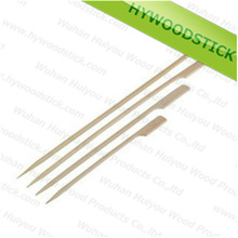 great for mixed drinks and h'orderves food picker, Skewered Vegetables, BBQ kabob sticks and bamboo paddle skewers