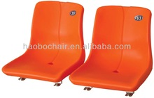 2013 best sell flat installment wholesale stadium seating blowing molded chairs HBYC-21