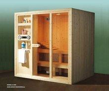 traditional type sauna steam room
