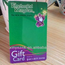cmyk magic playing gift card
