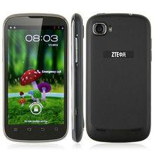 ZTE V970 Smart Phone 4.3 Inch IPS QHD Screen MTK6577 Dual Core 1G RAM 3G GPS