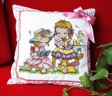 Children linen decorative water-proof Sublimation digital printed body pillow pets
