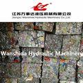Y83-125 latas de aluminio de reciclaje de la máquina empacadora