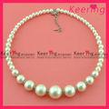 2013 nueva llegada de moda collar de perlas wnk-215 diseños