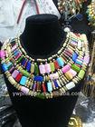 women bohemian detachable lace Collar Necklace - garment accessories