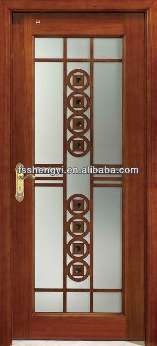 Fancy interior glass wood door view wood glass door for Fancy glass door designs