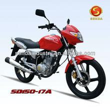 Popular 125CC/150CC/175CC/200CC best-selling street bike Titan motorcycle